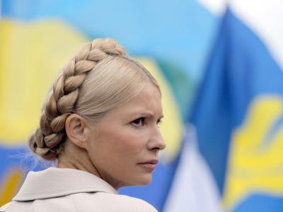 Julia Timoschenko wird nicht freigelassen. Foto: Sergey Dolzhenko