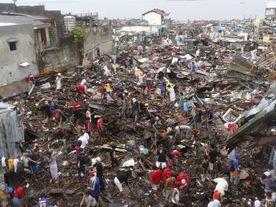 Taifun �Haiyan�