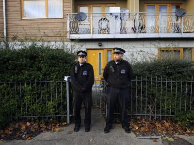 Was sich im Londoner Stadtteil Lambeth abgespielt hat, ist noch unklar. Foto: Facundo Arrizabalaga