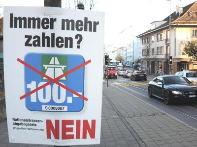 Schweizer Volksentscheid zur Pkw-Maut