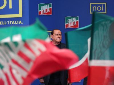 Kurz vor dem möglichen Ausschluss aus dem Senat wegen seiner Verurteilung hst sich Silvio Berlusconi an den Staatspräsidenten gewendet. Foto:Alessandro Di Meo