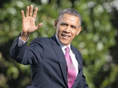 US-Präsident Barack Obama hat betont, «dass die USA Israel weiter fest verpflichtet sind». Foto: Ron Sachs