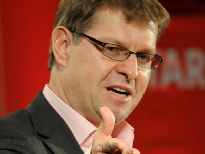 Der schleswig-holsteinische SPD-Vorsitzende Ralf Stegner. Foto: Carsten Rehder