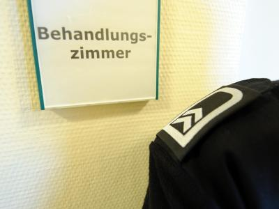 Die Bundeswehr bietet Soldaten mit posttraumatische Belastungsstörungen bereits Möglichkeiten der Behandlung an. Viele Betroffene haben aber Angst vor dem Gang zum Therapeuten. Foto: Marcus Brandt