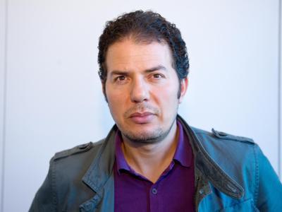 Der in seiner alten Heimat Ägypten umstrittene deutsche Publizist Hamed Abdel-Samad soll in Kairo entführt worden sein. Foto: Inga Kjer