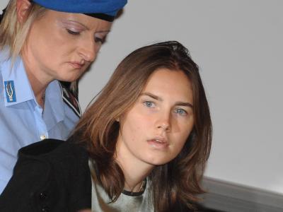 Amanda Knox drohen bis zu 30 Jahre Haft. Foto: Pietro Crocchioni