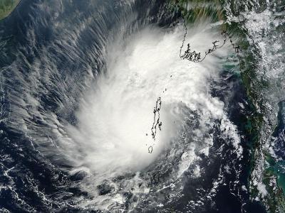 Zyklon «Lehar»