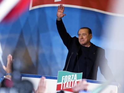 Der Sitz im Senat war Berlusconis wichtigstes politisches Amt. Foto: Angelo Carconi