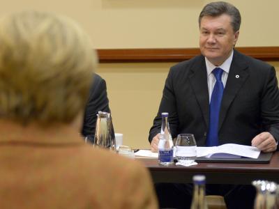Merkel beim EU-Gipfel in Vilnius
