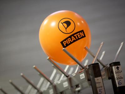 Piraten-Ballon