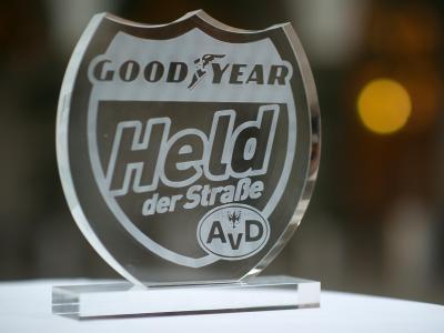 Auszeichnung «Held der Straße 2013»