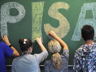 Seit dem Pisa-Schock vor gut zehn Jahren haben die Schüler in Deutschland aufgeholt. Foto: ArminWeigel