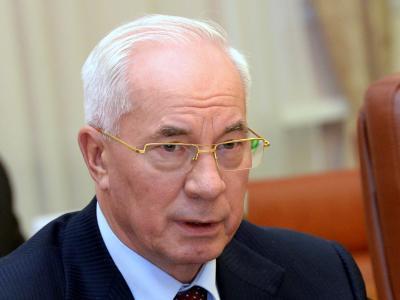 Die Regierungsgegner machen Asarow dafür verantwortlich, dass die Ex-Sowjetrepublik ein fertig ausgehandeltes Partnerschaftsabkommen mit der EU nicht unterzeichnet hat. Foto: Hendrik Schmidt