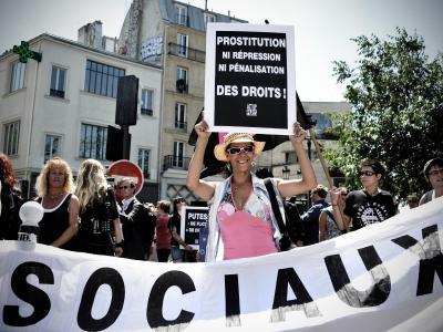 Neues Prostitutionsgesetz in Frankreich