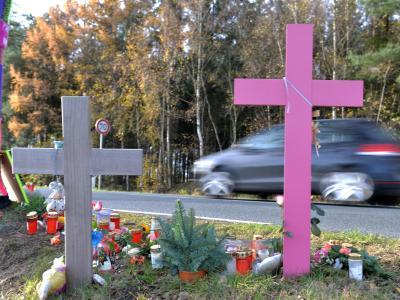 Noch immer sterben auf deutschen Straßen im Durchschnitt neun Menschen täglich. Foto:Carmen Jaspersen