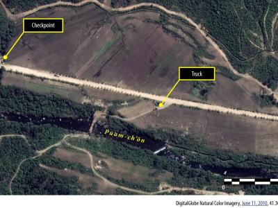 Die Zahl der Gefangenen im «Camp 16» nahe Hwasong von schätzungsweise 20 000 Menschen vor zwei Jahren soll leicht angestiegen sein. Foto: Amnesty International
