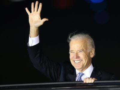 US-Vize Joe Biden bekräftigt die 60-jährige Bündnispartnerschaft der USA und Südkoreas. Foto: Yonhap