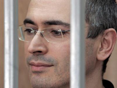 Im Fall des seit zehn Jahren inhaftierten Kremlgegners Michail Chodorkowski hat die russische Justiz weitere geplante Verfahren bestätigt. Foto: Sergei Chirikov/Archiv