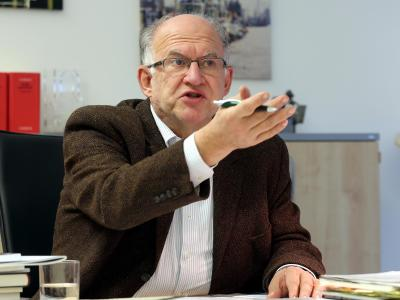Zehn Jahre war Peter Schaar der oberste Datenschützer in Deutschland. Foto: Wolfgang Kumm