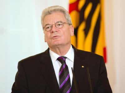 Bundespräsident Joachim Gauck wird nicht zu den Olympischen Winterspielen nach Sotschi reisen. Foto: Kay Nietfeld