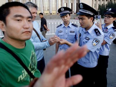 Journalisten droht Ausweisung aus China