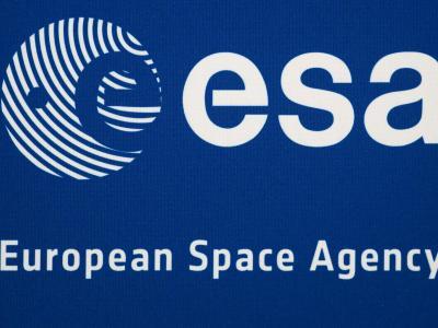 Das Logo der EuropäischenWeltraumagentur esa. Foto: Ian Langsdon