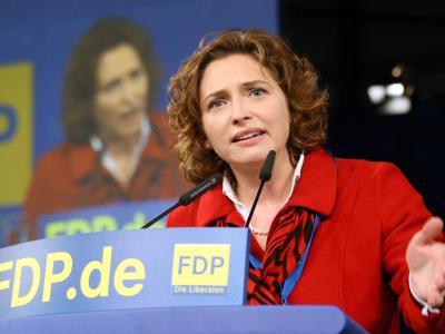 FDP-Generalsekretärin Beer