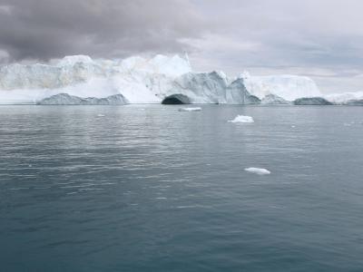 Die Rohstoffe in der Arktis wecken Begehrlichkeiten. Foto: Ulrich Scharlack