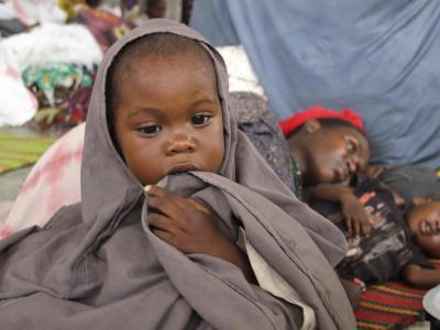 Kind in Somalia