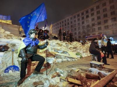 Protest in der Ukraine geht weiter