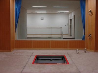 Hinrichtungsraum in Tokio