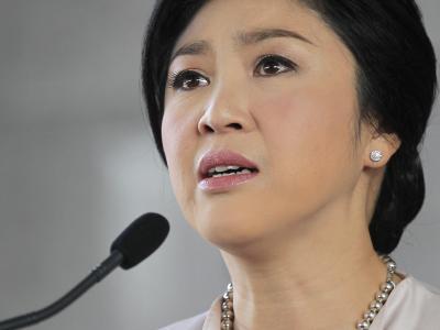An dem nationalen Dialog teilnehmen sollen nach dem Willen Yinglucks Vertreter aller politischen Parteien, des öffentlichen Dienstes, der Geschäftswelt, Akademiker und Journalisten. Foto: Narong Sangnak