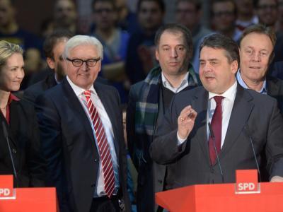 Die SPD-Basis hat entschieden: die große Koalition kommt. Foto: Reiner Jensen