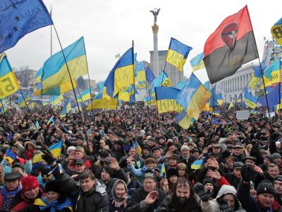 Proteste in der Ukraine