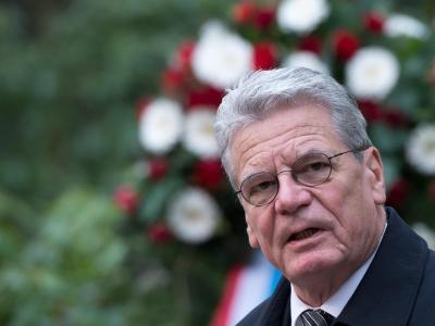 Bundespräsident Joachim Gauck hat sich entschieden, nicht zu den Olympischen Spielen ins russische Sotschi zu reisen. Foto: Marijan Murat