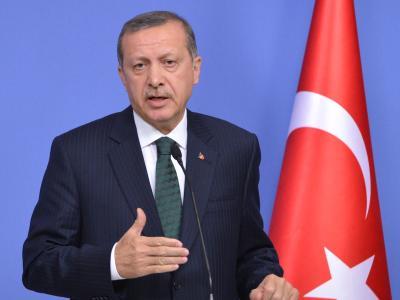 Der Druck auf die Regierung von Ministerpräsident Recep Tayyip Erdogan im Zusammenhang mit den Untersuchungen über Schmiergeldzahlungen nimmt zu. Foto: Muammer Tan