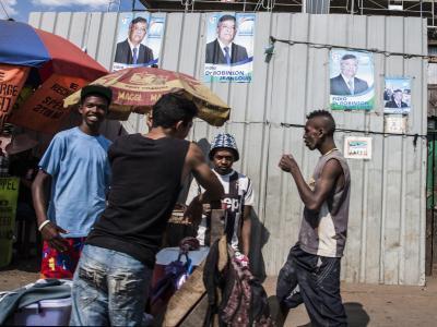 Wahlumfragen gibt es auf Madagaskar nicht. Foto: Kabir Dhanji