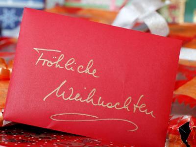 Einfach nur Geld - das ist es, was sich die meisten zu Weihnachten wünschen. Foto: Malte Christians