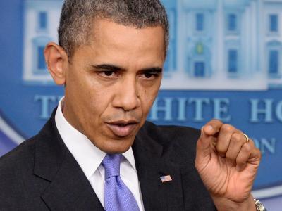 Mit 2013 hat US-Präsident Obama abgeschlossen. Foto: Michael Reynolds