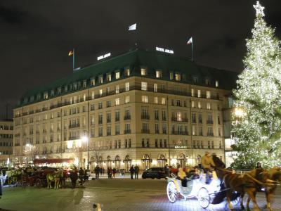 Berliner Hotel «Adlon»