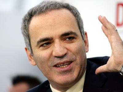 Putin-Gegner Garri Kasparow glaubt nicht an eine Tauwetter-Periode in Russland. Foto: Waltraud Grubitzsch