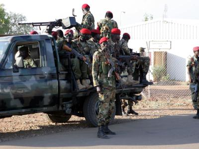 Südsudan