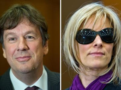 Jörg Kachelmann hat den Schadenersatzprozess gegen seine ehemalige Freundin Claudia D. verloren. Foto: Boris Roessler/Archiv