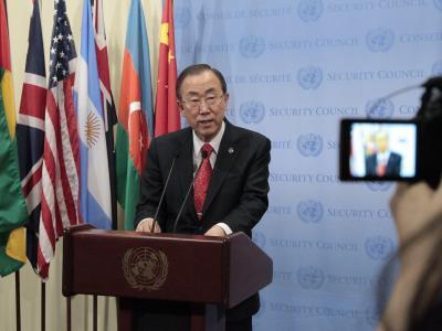 Offenbar wurden im Südsudan Kriegsverbrechen verübt. Jetzt soll die UN-Truppe massiv aufgestockt werden. Foto: EPA/UN/Paulo Filgueiras