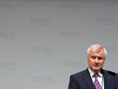 CSU-Chef Seehofer