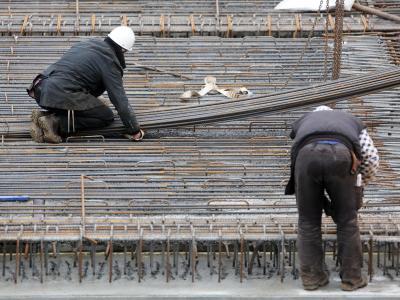 Das Bundesarbeitsministerium sieht keine besonderen Risiken für den Arbeitsmark. Foto: Bodo Marks/Illustration