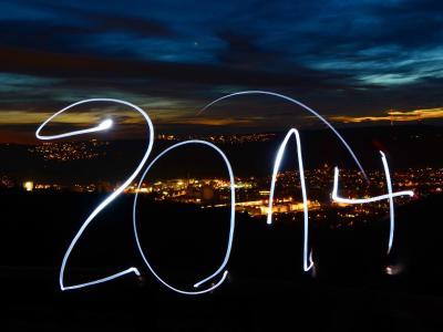 Sekt, Sause, Silvesterknaller - weltweit wollen die Menschen das neue Jahr fröhlich und laut empfangen. Foto: Franziska Kraufmann
