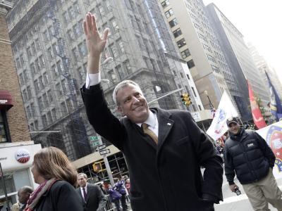 New Yorks neuer Bürgermeister