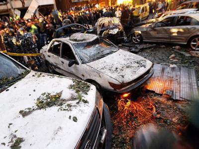 Bei demAnschlag hatten sechs Menschen ihr Leben verloren. Foto: Nabil Mounzer