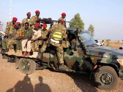 Jetzt wird über Frieden imSüdsudan geredet. Ob die Verhandlungen Erfolg haben werden, ist ungewiss. Foto: Phillip Dhil